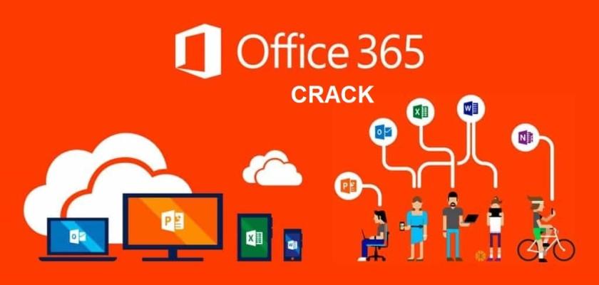 Crack Office 365
