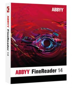 ABBYY FineReader 14 Full Crack