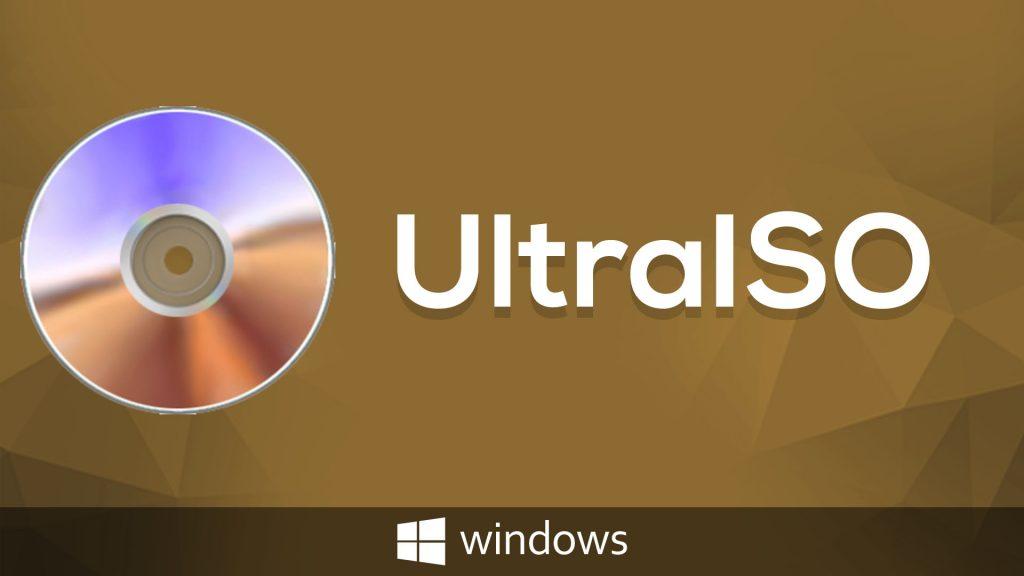 Phần mềm UltraISO