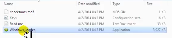 Hướng dẫn cài đặt Windows Loader