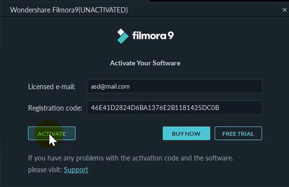 Hướng dẫn cài đặt Filmora 9