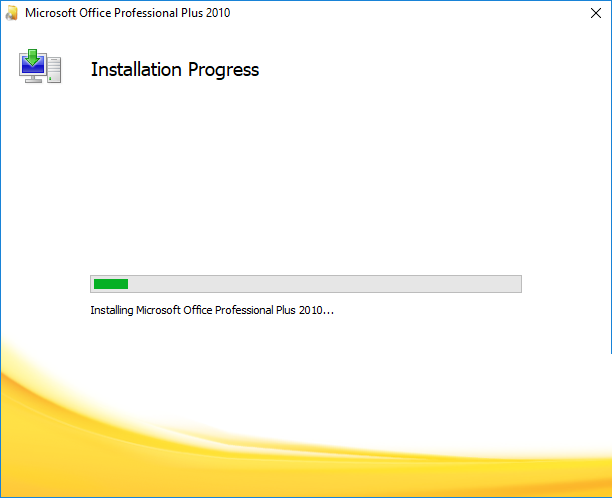 Hướng dẫn cài đặt Microsoft Office 2010