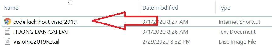 Hướng dẫn cài đặt Microsoft Visio 2019
