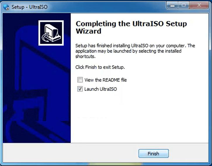 Hướng dẫn cài đặt UltraISO