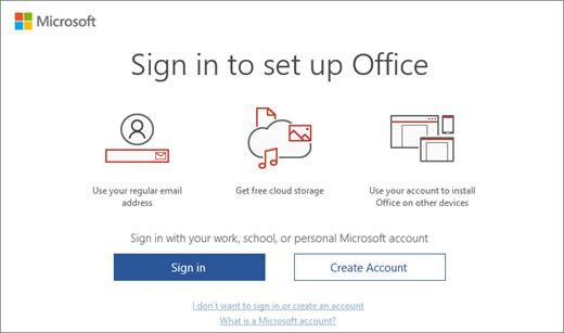 Hướng dẫn kích hoạt Key Office 2019