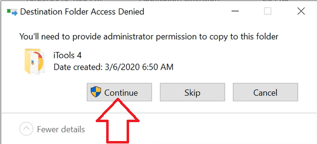 Lưu files loader vào thư mục