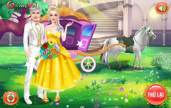 Đối tượng tham gia game thời trang công chúa và hoàng tử chấm điểm 3