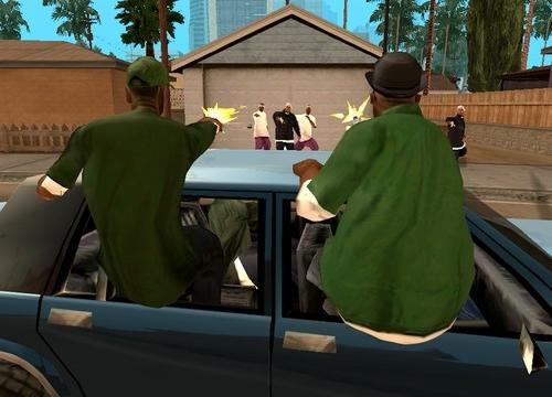 Save game đầy đủ từng nhiệm vụ GTA San Andreas - Phần 1