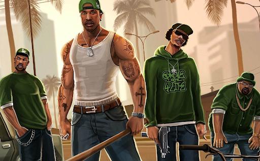Save game đầy đủ từng nhiệm vụ GTA San Andreas