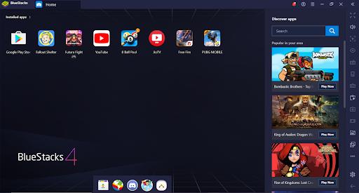 Phần mềm chơi nhiều acc game trên 1 máy tính 4