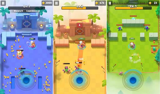 Archero mod - game bắn cung nâng cấp top 1 hiện nay