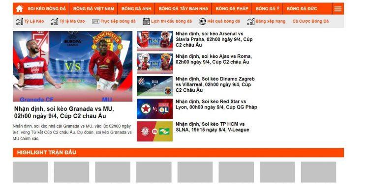 Bongdafast.net trang thông tin điện tử soi kèo phạt góc Ngoại hạng Anh chuẩn nhất hiện nay
