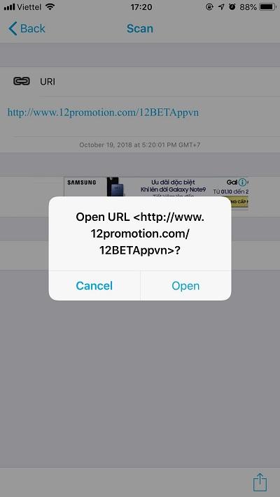 Và cả điện thoại iOS