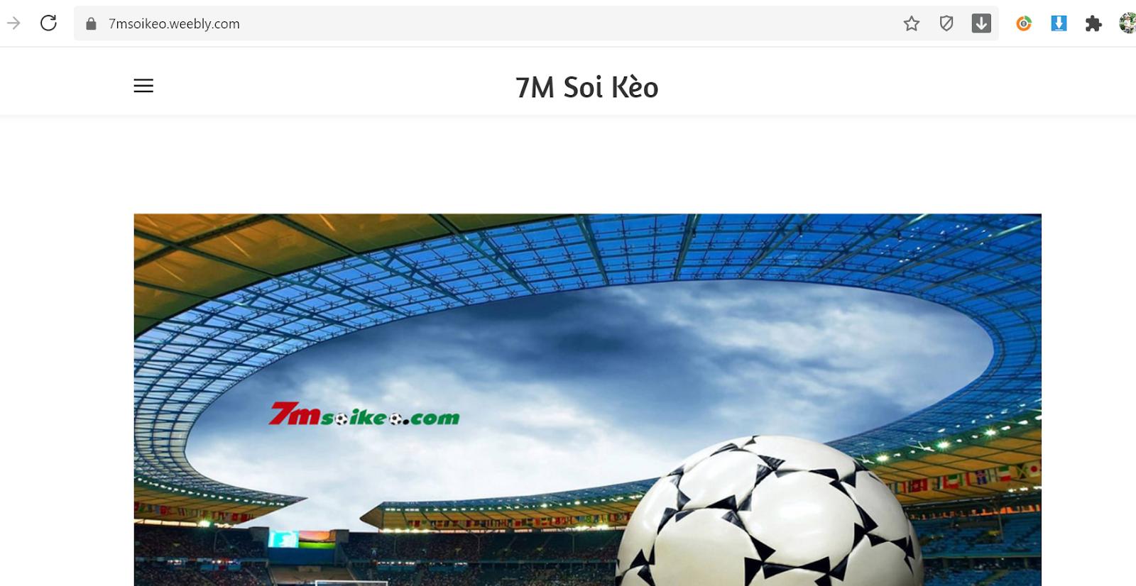 Weebly 7msoikeo nơi hội tụ những tin tức thể thao nổi bật nhất